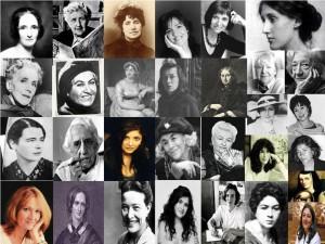 FOTO.Mujeres escritoras
