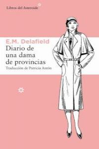 LIBRO.Diario de una dama de provincias