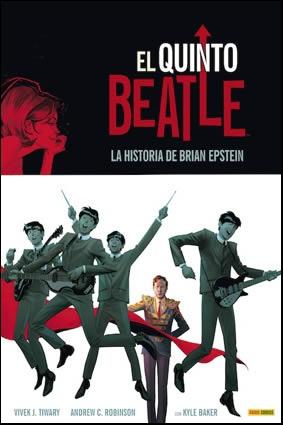 COMIC.El quinto Beatle