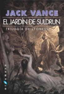 LIBRO.El jardín de Suldrun