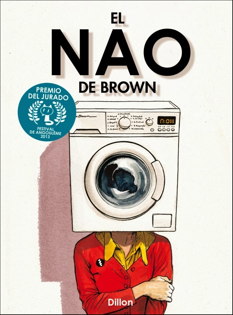 COMIC. El Nao de Brown