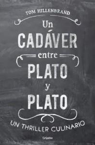 LIBRO.Un cadáver entre plato y plato