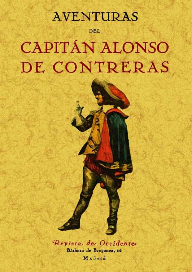 LIBRO.Vida del capitan Alonso de Contreras