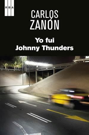 LIBRO.Yo fui Johnny Thunders