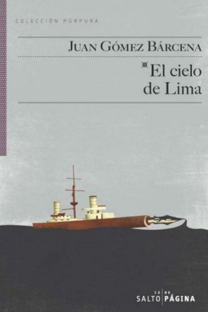 LIBRO.El cielo de Lima
