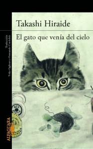 LIBRO.El gato que venía del cielo