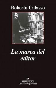 LIBRO.La marca del editor
