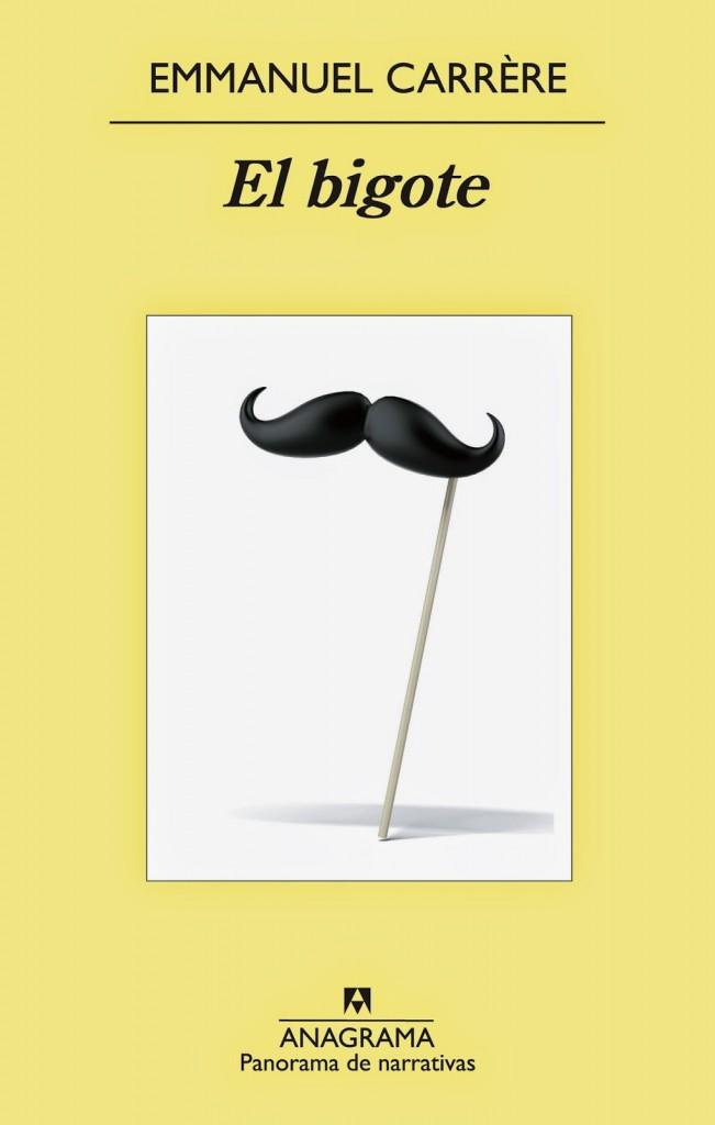 LIBRO.El bigote