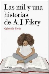 LIBRO.Las mil y una historias de A.J. Fikry