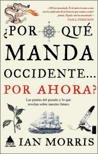 LIBRO.Por qué manda Occidente