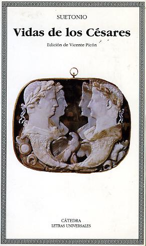 LIBRO.Vida de los Césares