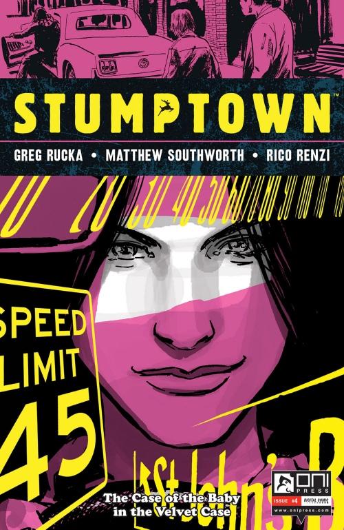 COMIC.Stumtown 2
