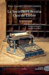 LIBRO.La sociedad literaria ojos de liebre 2