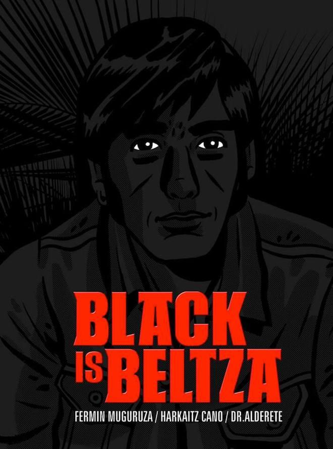 COMIC.Black is beltza