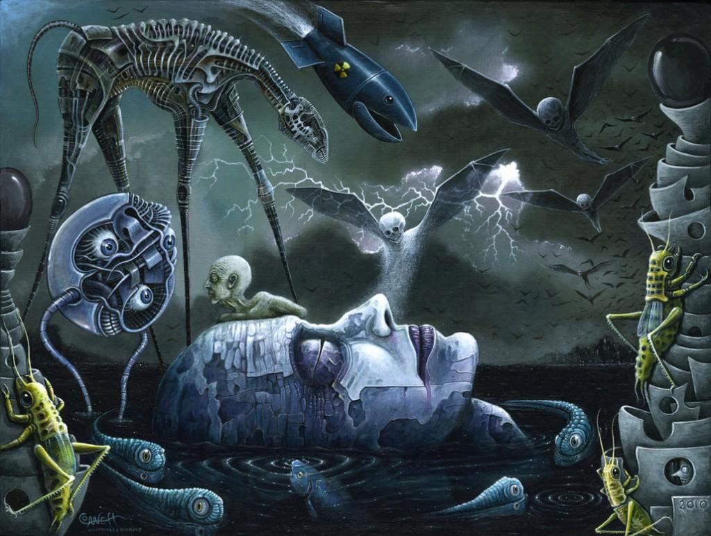 FOTO.Ciencia ficción y realidad