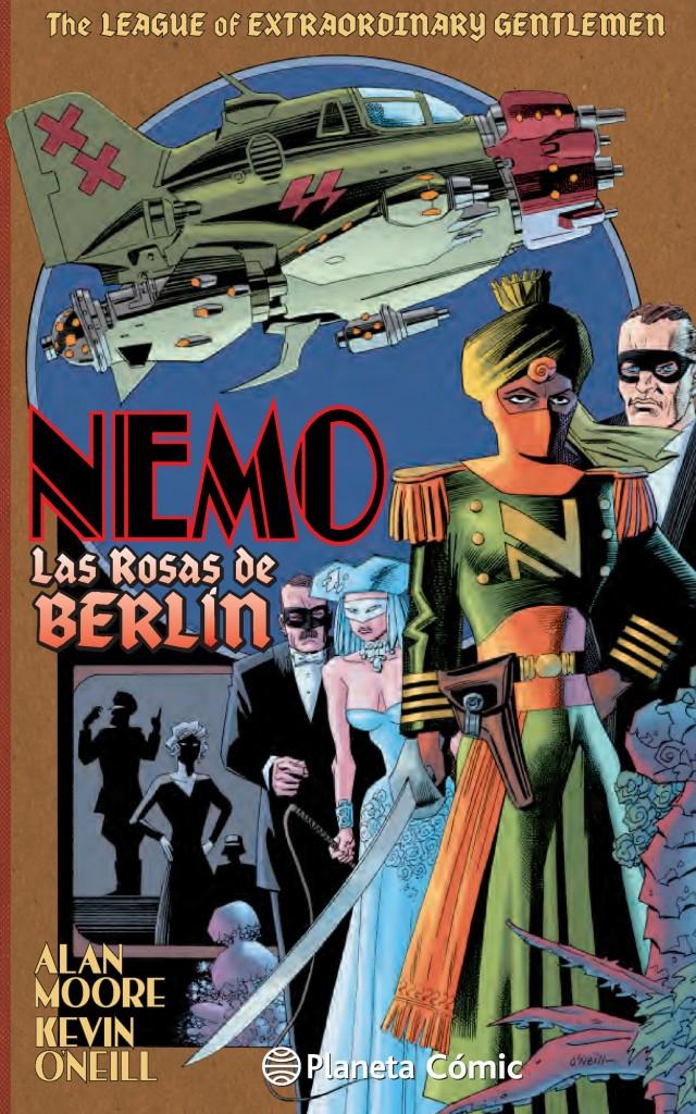 COMIC.Nemo. Las rosas de Berlín