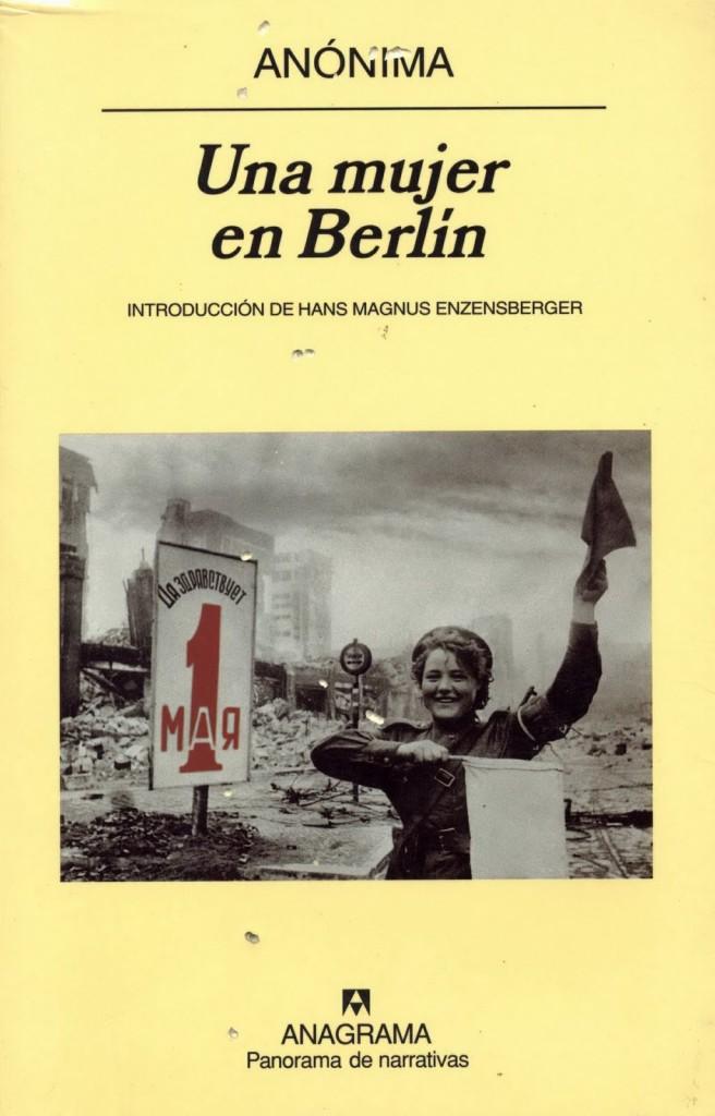 LIBRO.Una mujer en Berlín