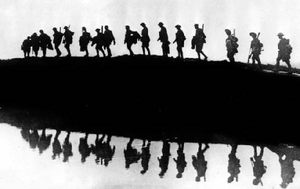 FOTO.Primera Guerra Mundial