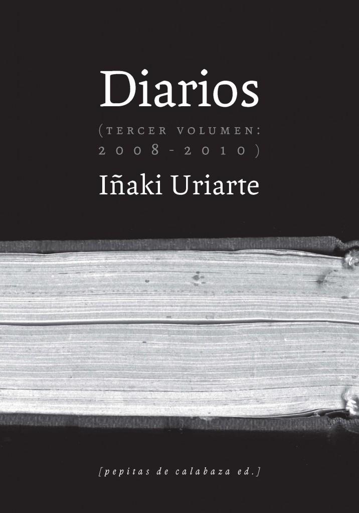 LIBRO Diarios Iñaki Uriarte