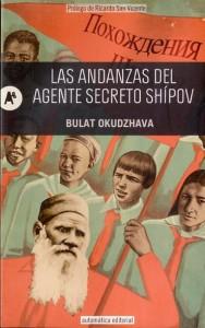 LIBRO.las andanzas del agente secreto shipov