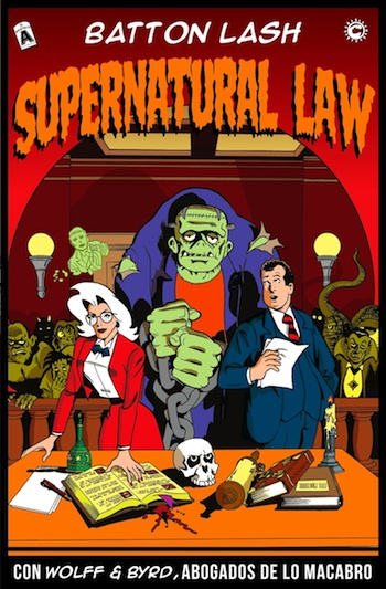 COMIC Supernatural Law