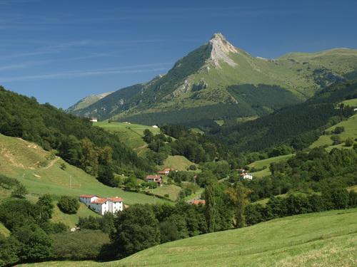 FOTO Montañas vascas