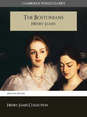 LIBRO Las Bostonianas