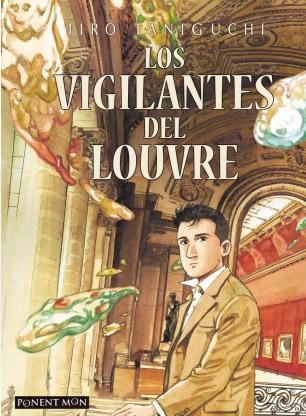 COMIC Los guardianes del Louvre