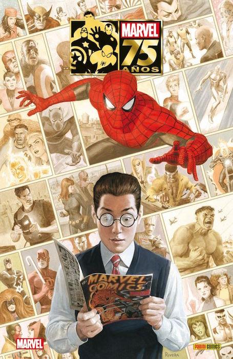 COMIC Marvel 75 años