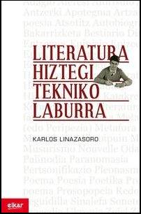 LIBRO Literatura hiztegi tekniko laburra