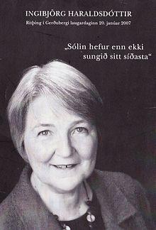FOTO Haraldsdottir 1