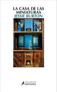 LIBRO La casa de las miniaturas