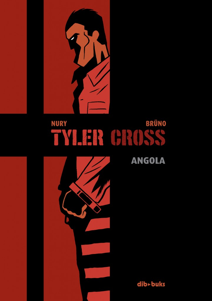 COMIC Taylor Cross Angola