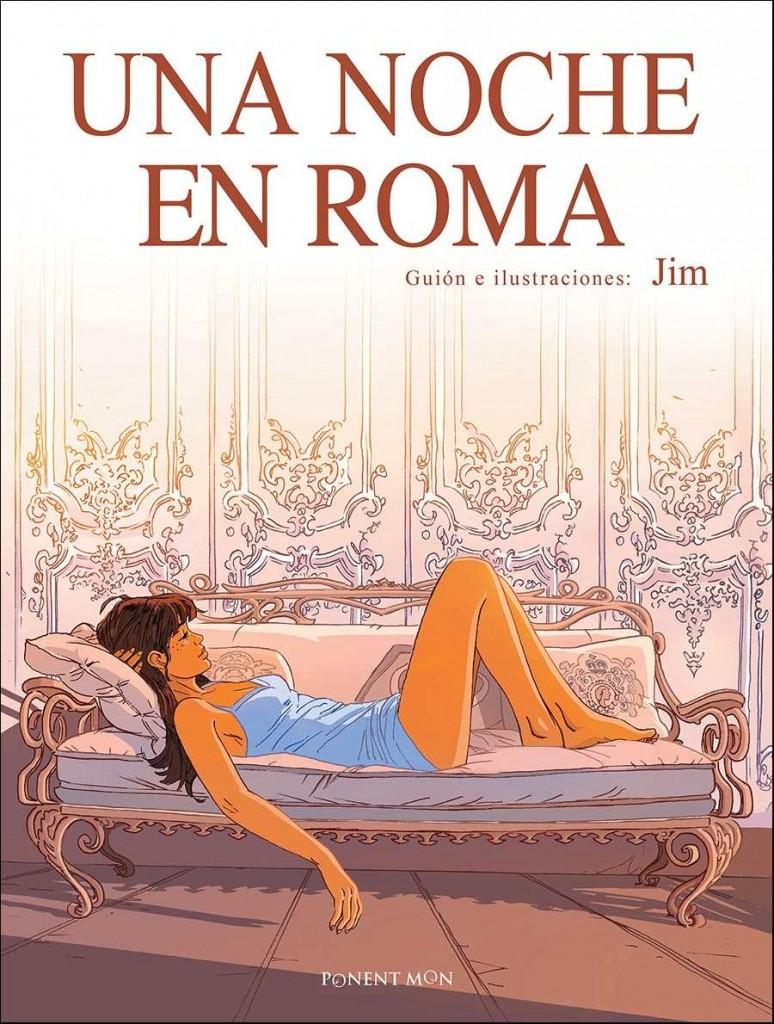 COMIC Una noche en Roma