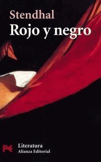 LIBRO Rojo y negro