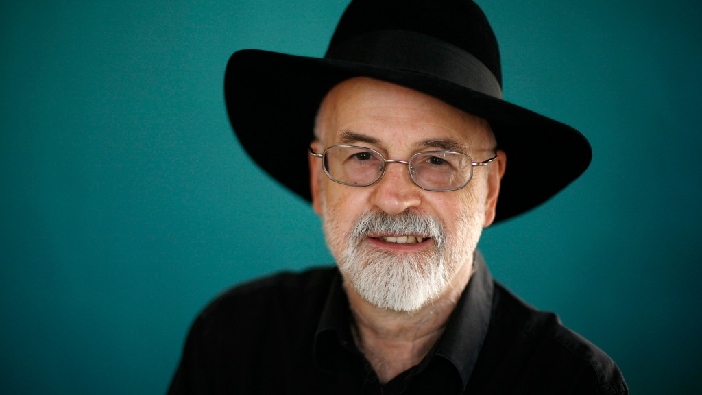 FOTO Terry Pratchett