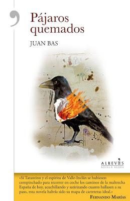 LIBRO Pájaros quemados