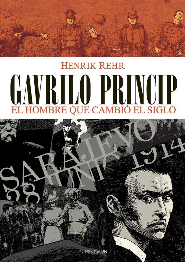 COMIC Gavrilo Princip