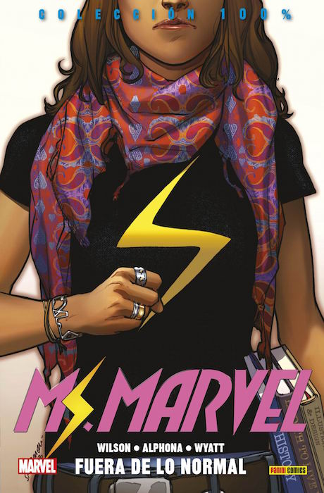 COMIC Ms Marvel