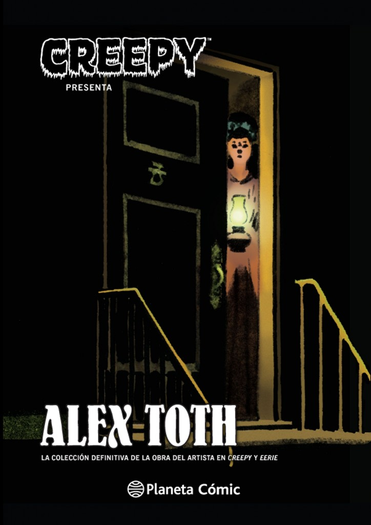 COMIC Creepy Alex Toth