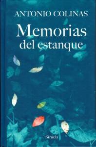 LIBRO Memorias del estanque