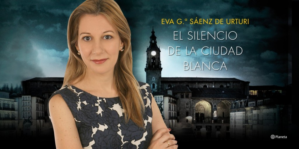 FOTO Eva García Sáenz de Urturi
