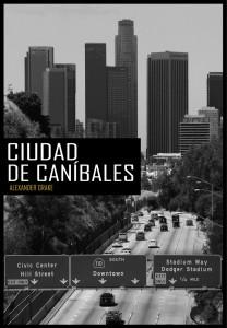 LIBRO Ciudad de canibales