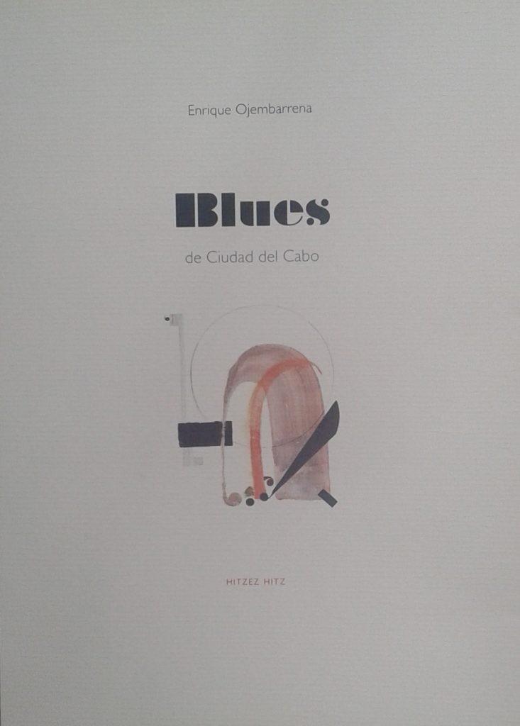 LIBRO Blues de Ciudad del Cabo