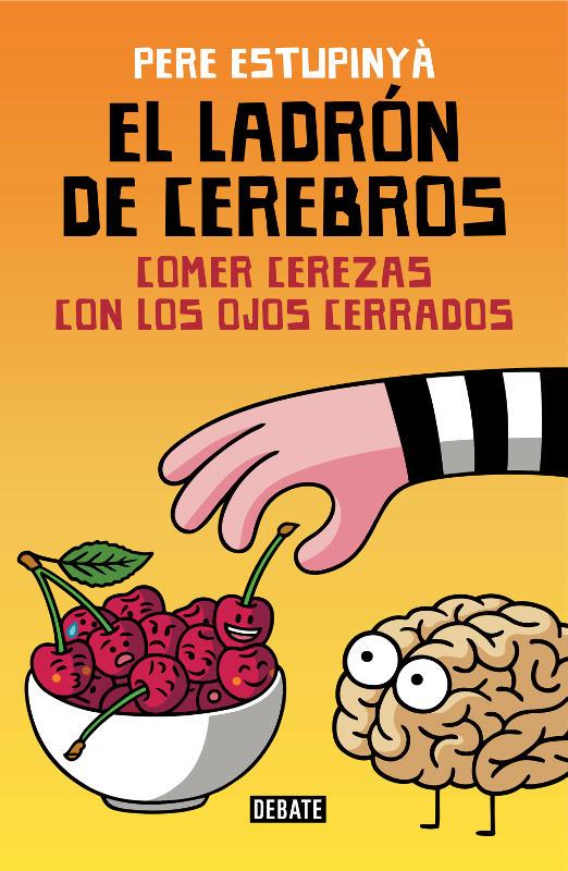 LIBRO El ladrón de cerebros
