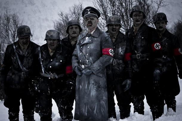 FOTO Nazis y hombres lobo
