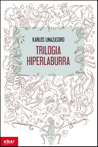LIBRO Trilogia hiperlaburra