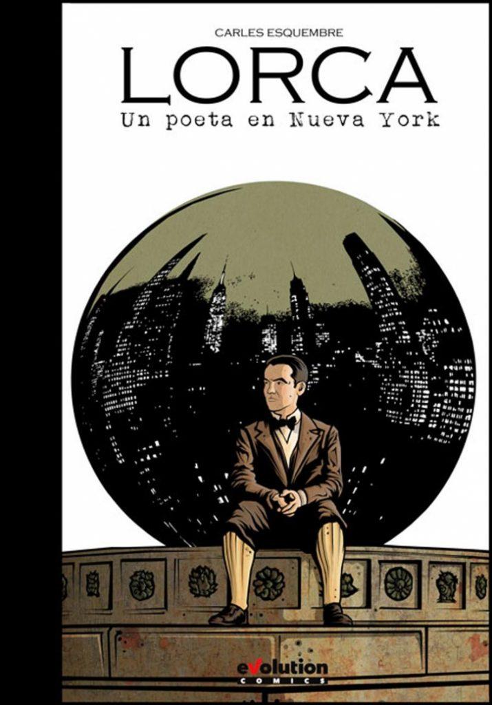 comic-lorca-un-poeta-en-nueva-york