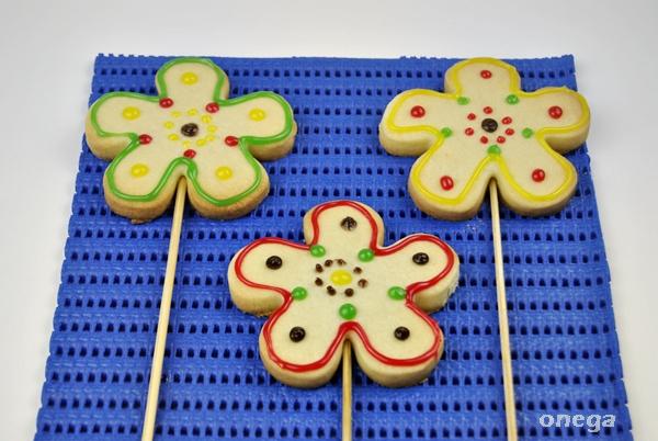 ramo de flores de galleta 2