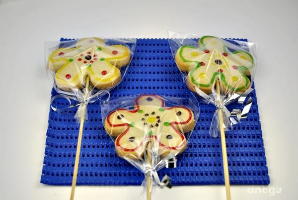 ramo de flores de galleta 3